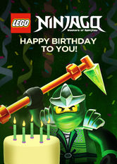 LEGO Ninjago: Masters of Spinjitzu: Happy Birthday to You! Netflix AR (Argentina)
